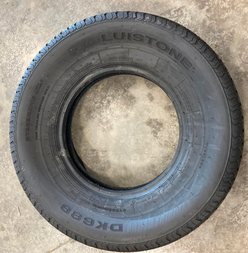New Tire 235 80 16 Luistone Trailer 10 Ply ST235/80R16 LRE
