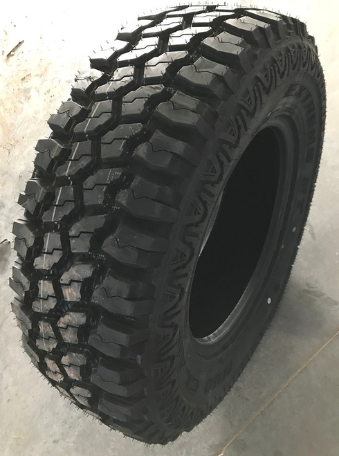 New Tire 245 75 17 Mud Claw Extreme MT 10 Ply LT245/75R17