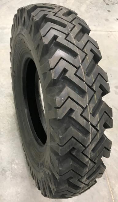 New Tire 7.00-15 Deestone Mud & Snow 10 ply 20/32 TL Bias Super Traction 7.00x15LT