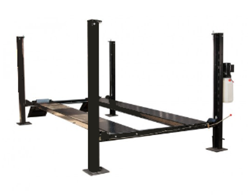 New 4 Post Hoist Precision Automotive Equipment 8,000 lb Car Truck 8K Lift
