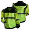 Forester Class 3 Hi-Vis Extreme Stylish Lightweight Rain Jacket