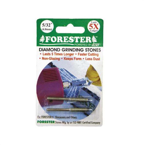 Forester Diamond Grinding Stones - 2 Pack