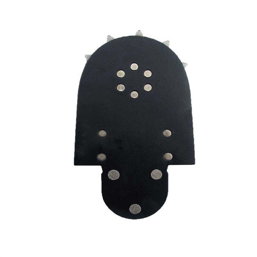 Forester 3 Rivet Tip Bar Sprocket Nose - 3/8 .050/.063 Stihl