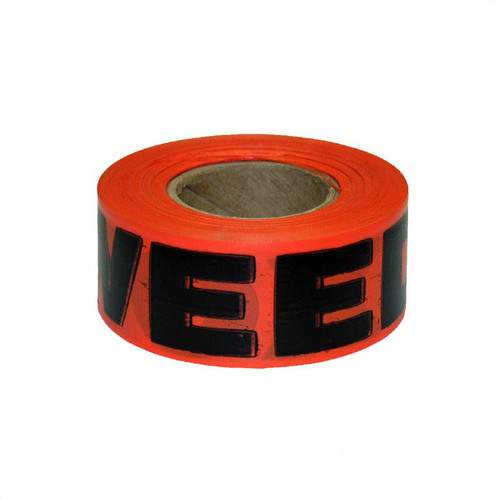 Forester 300' Noxious Weed Flagging Tape - #Tp-1