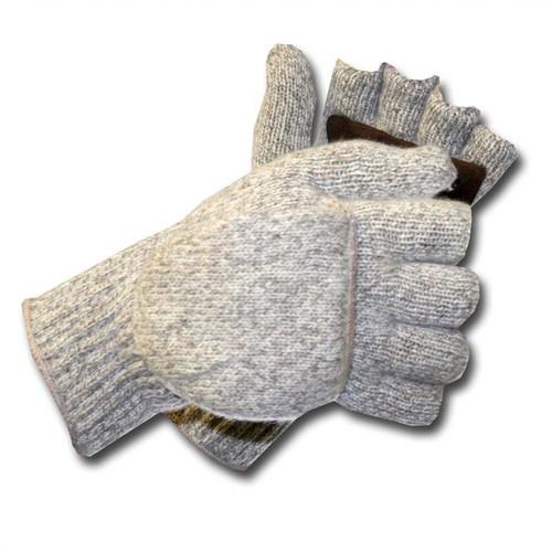 Alyeska Lined Heatkeep Rag Wool Glove/Mittens