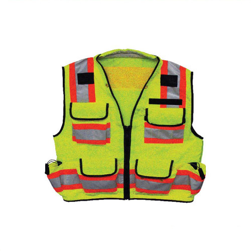 Forester Class 2 Heavy Duty Sleeveless Surveyor Vest
