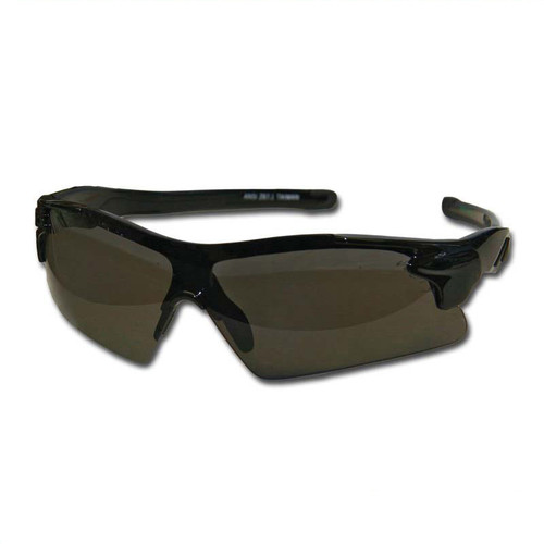 Forester Non-Slip Curved Frame Safety Glasses - Tinted Lens