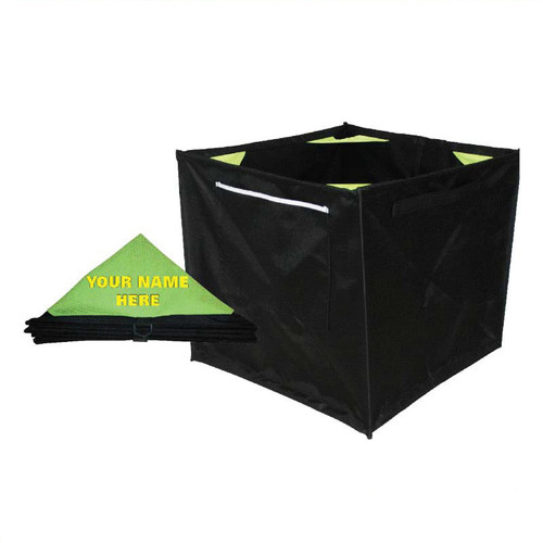 Forester Folding Throw Line Cube