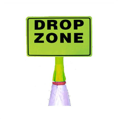 """Forester Drop Zone Cone Top Attachment - 16"""" x 9"""""""