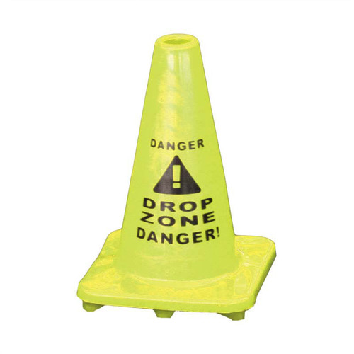 """Forester 18"""" Drop Zone Safety Cone"""