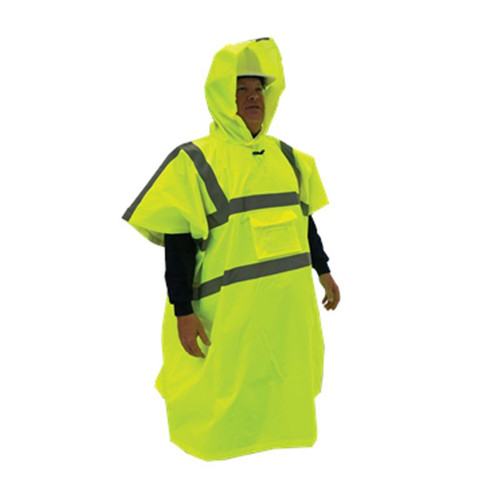 Forester Class 2 Hi Vis Water Repellent Poncho