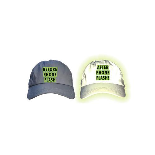 Bee Hi-Viz Reflective Baseball Hat