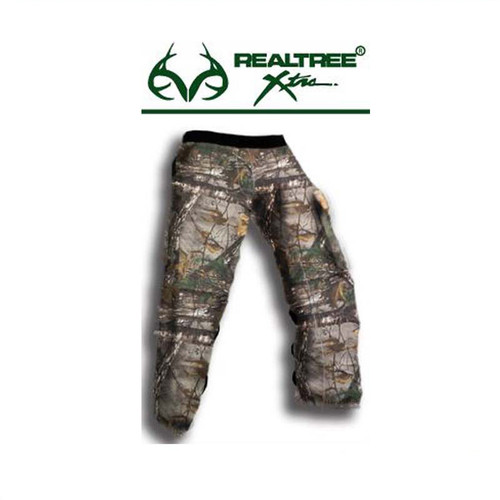 Forester RealTree&reg Camo Apron Style Chainsaw Chaps
