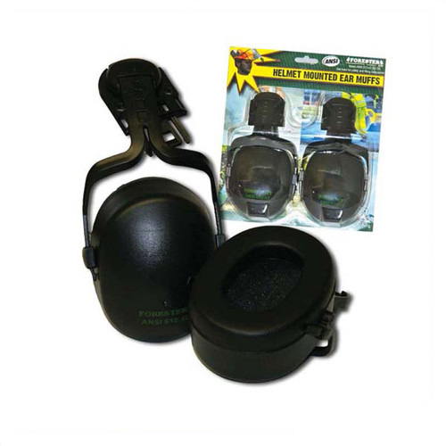 Forester Replacement Helmet Mounted Ear Muffs - 30dB