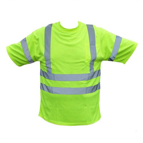 Forester Hi-Vis Class 3 T-Shirt - Safety Green