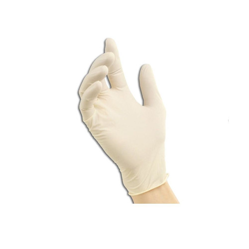 Grease Monkey Lightly Powdered Disposable Latex Glove - 5 Pair