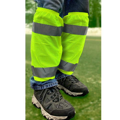 Forester Hi-Vis Leg Protection Gaiters