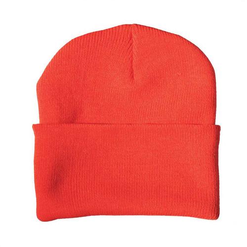 Forester Hi-Vis Orange Knit Hat #00792