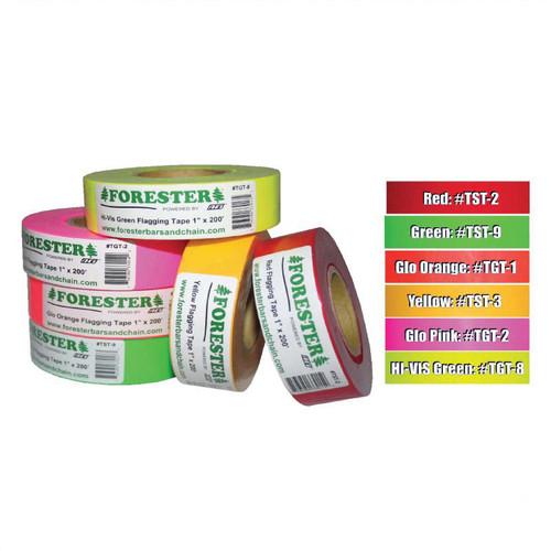 Multi-Color Forester Flagging Tape