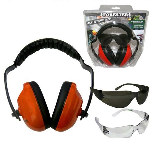 Forester Orange Muff & Glasses Combos - #Fo513t-O, #Fo513c-O