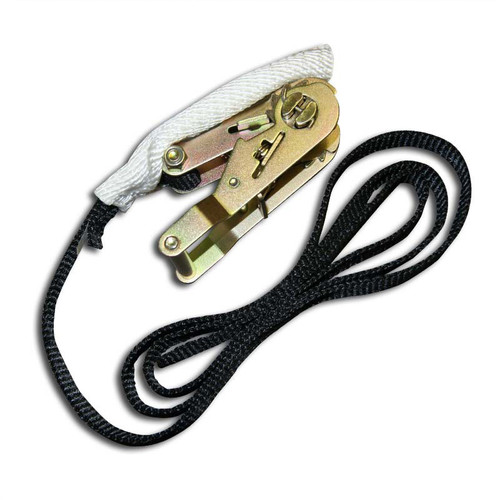"""Forester Ratchet With 5' X 1"""" Nylon Strap - #For0544"""