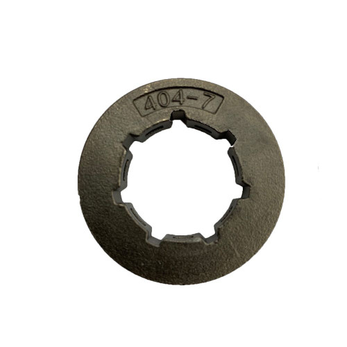 Forester .404 Pitch - 7 Tooth - Standard 7 Spline - Rim Sprocket