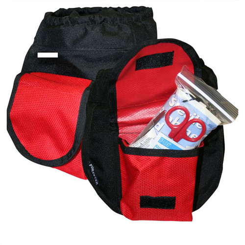 Forester Saddle Ditty Bag With First Aid Kit - #For2186