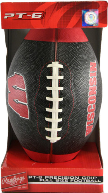 Wisconsin Badgers Officially Licensed Full Size Football
