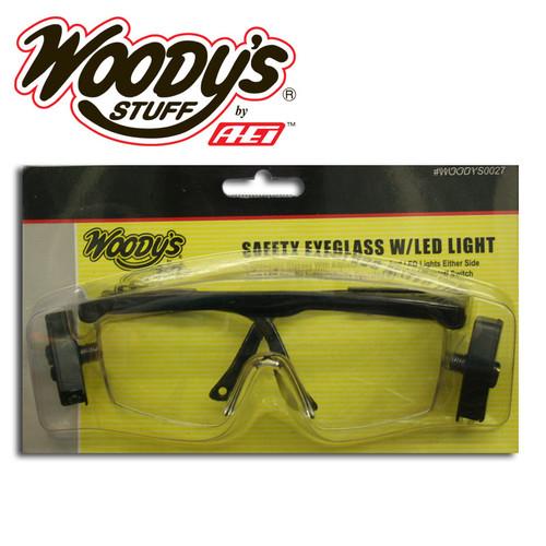Woodys Eyeglasses With Led Lights