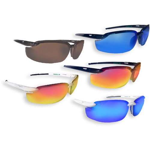 Forester Lightweight Safety Glasses - Compare to Maui Jim&reg Hookipa Style