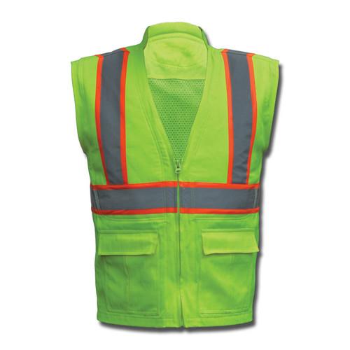 Forester Adjustable Chainsaw Vest