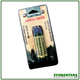 Forester Lumber Marking Crayons - 3 Pack (Multiple Colors)
