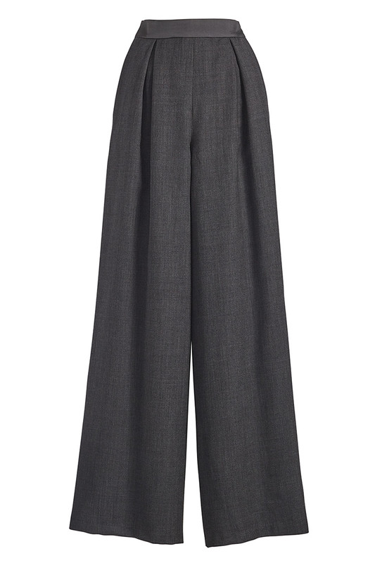 The City Trouser - Bankers Grey