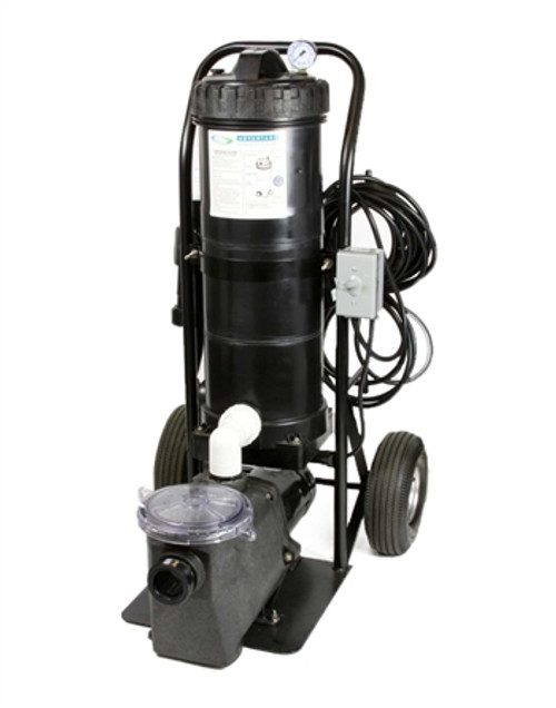 Commercial Portable Mini Vacuum II System