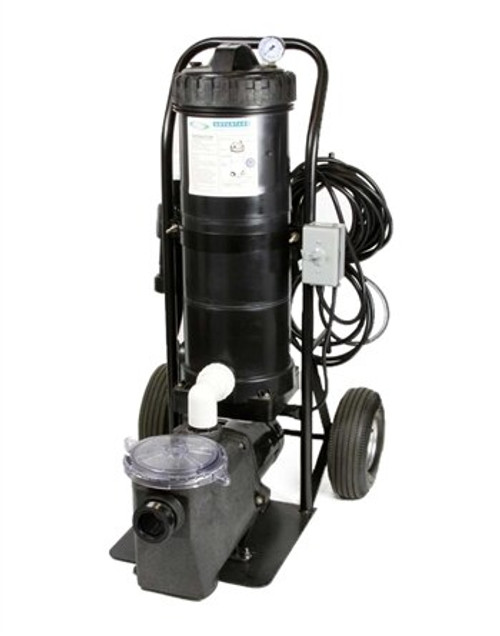 Commercial Portable Mini Fountain Vacuum System