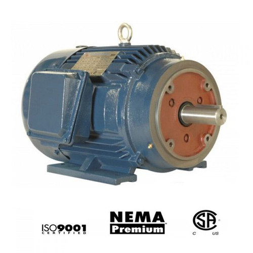 10HP 3600RPM 215TC