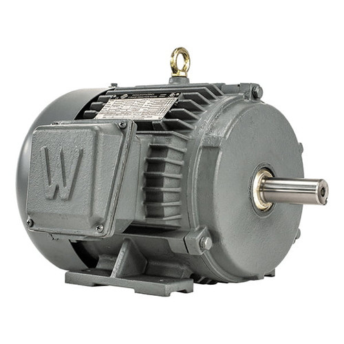125HP 1800RPM 3Phase F2 444T
