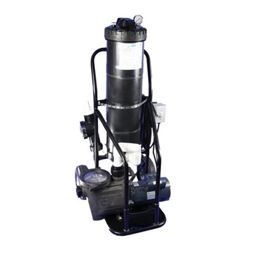 Commercial Portable Vacuum System
