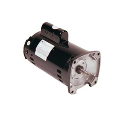 1.5HP 2 Speed Square Flange 56 Y Frame Motor