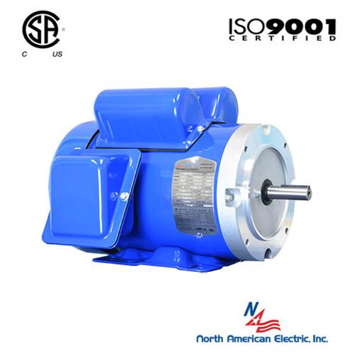 1HP 3600rpm 56C-1595590421