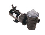 Above Ground Pool Pumps - Electric Motors