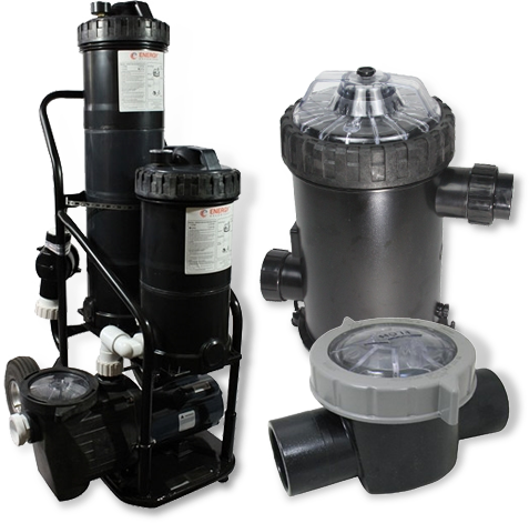 Pool, Pond, and Spa Products - Electric Motors