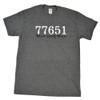Zip Code Shirt Product Image
