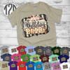 Vintage Pride Crest T-Shirt Color Chart