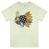 Patchwork Turkey T-Shirt Product Image