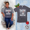 Teaching is Snow Much Fun T-Shirt Product Image