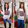 Reindeer Names Christmas Shirts Lifestyle