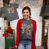 Jingle Bells Christmas T-Shirt Lifestyle
