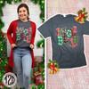 Jingle Bells Christmas T-Shirt Product Image