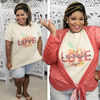 Vintage Teach, Love, Inspire Personalized T-Shirt Lifestyle